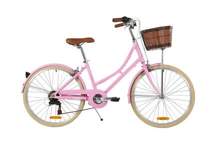 NIXEYCLES Vintage Dalili 7sp Bicycle   Free Delivery*