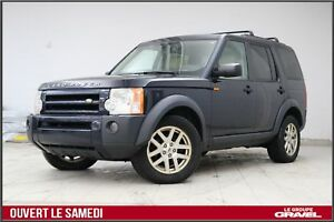 2008 Land Rover LR3 V8 SE 4WD GPS TOIT CUIR SIEGES CHAUFFANTS