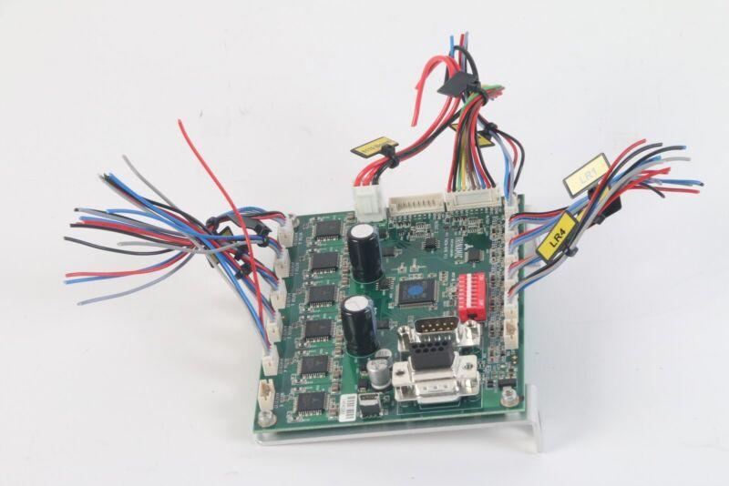 Trinamic TMCM-6110 6- Axes Stepper Motor Controller/Driver Module