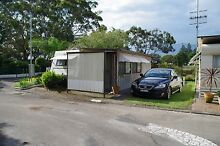 ON-SITE CARAVAN & ANNEXE WITH INTERNAL SHOWER AND TOILET Shelly Beach Wyong Area Preview