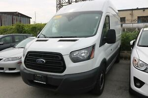 2018 Ford Transit Base Cruise Rear Cam