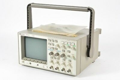 Hp Agilent 54601a 4-channel 100 Mhz Oscilloscope W 10071a 101 Passive Probe