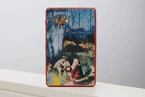 Christmas 2000 Arnott's Biscuit Tin *Santa & The Drover Mandurah Mandurah Area Preview