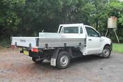 2014 toyota hilux workmate, Newrybar Ballina Area Preview
