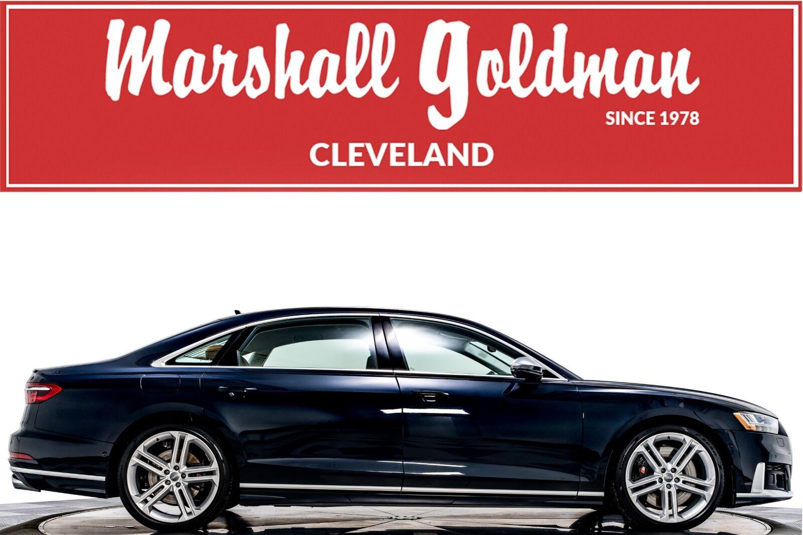 2020 Audi S8 quattro Sedan 4.0L Twin Turbo V8 563hp 590ft. lbs. 8-Speed Automati