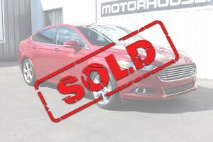 2013 Ford Fusion SE ***SOLD***