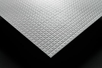 Subside Ceiling Tile - EcoTile Techno 2' x 2' White WaterProof Lay-In Washable