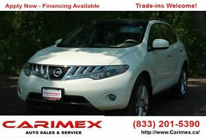 2010 Nissan Murano LE NAVI | Sunroof | Leather