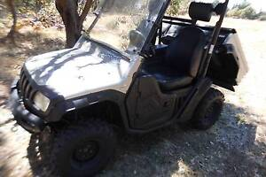 2012 CF Moto Rancher 600 Utv 4wd with tipper Gidgegannup Swan Area Preview