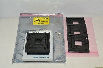 Actel Smax-256cq-actel Socket Antifuse Adapter Module 1