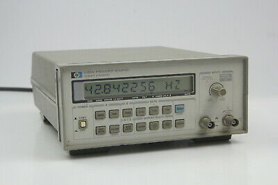 Hp 5385a Frequency Counter 10hz To 1ghz Used 1