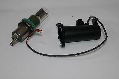 Hamamatsu R3896-04 Photomultiplier Tubehousingbnc Power Socket 185-900 Nm Pmt