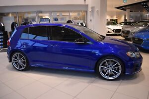 2016 Volkswagen Golf R w/ AWD / ADAPTIVE CRUISE / DSG