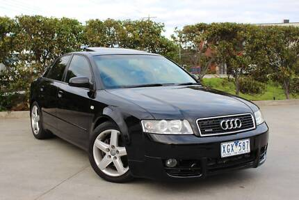 2004 Audi A4 1.8 Turbo 6Spd Manual Quattro Body Kit