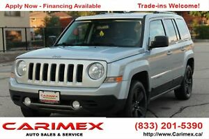 2012 Jeep Patriot Sport/North 4x4 | CERTIFIED