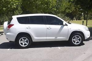 2008 Toyota RAV4 Wagon Butler Wanneroo Area Preview