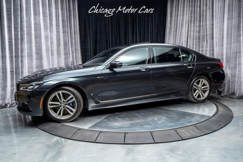 Image 1 Voiture Européenne d'occasion BMW 7-Series 2018