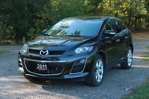 2011 Mazda CX-7 GT Leather | Sunroof | Heated Seats