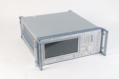 Rohde Schwarz 1114.8506.02 Abfs Baseband Fading Simulator W Opt. B1 B2 B3