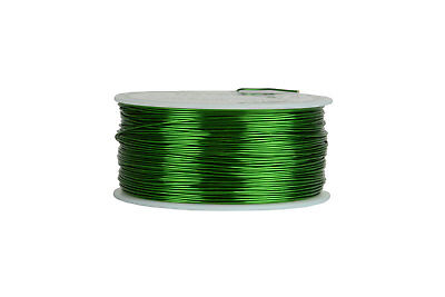Temco Magnet Wire 22 Awg Gauge Enameled Copper 155c 1lb 501ft Coil Green