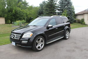 2010 Mercedes-Benz GL-Class GL 550 SUV, Crossover