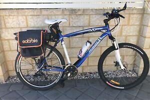 Electric Bike Speialized Mountain Bike with long-range Solarbike kit
