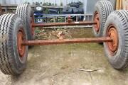 Heavy Duty Wheels Ingle Farm Salisbury Area Preview