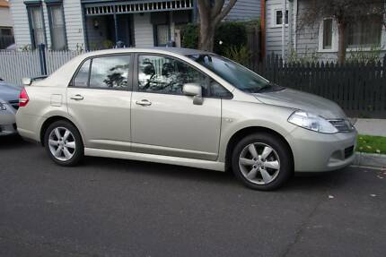 2010 Nissan Tiida Ti Auto Sedan Fairfield Darebin Area Preview