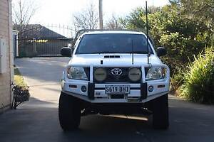 2006 Toyota hilux 4x4 One Tree Hill Playford Area Preview