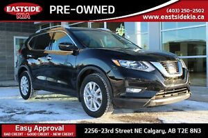 2017 Nissan Rogue SV AWD PANORAMIC ROOF CAMERA PRE COLLISION HEA