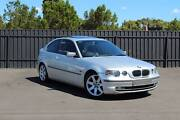 BMW 325Ti Compact Hatchback North Brighton Holdfast Bay Preview
