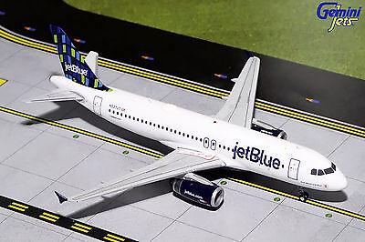 Gemini200 Jetblue Airbus A320 200 Hi Rise Livery G2jbu662 1 200 Reg  N537jt  New