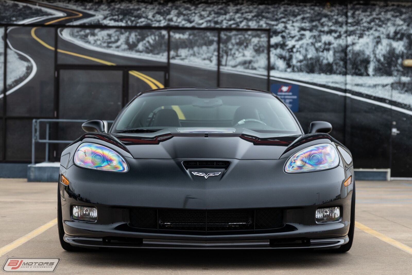 2012 Carbon Flash Metallic Chevrolet Corvette ZR1  | C6 Corvette Photo 3