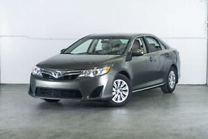 2013 Toyota Camry LE (A6) CERTIFIED Finance for $63 Weekly OAC