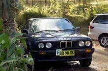 1989 BMW 3 Sedan North Richmond Hawkesbury Area Preview
