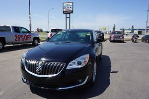 2017 Buick Regal 2.0L Turbo-AWD-Leather Heated Seats-Sunroof...