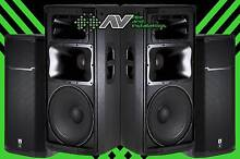 Speaker Hire 2 x JBL PRX635 (1500w each) only $100 a night! Butler Wanneroo Area Preview