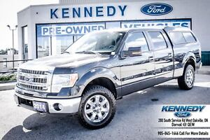2014 Ford F-150 XLTXTR 4x4 Crew Hard Cap Sat Blueooth
