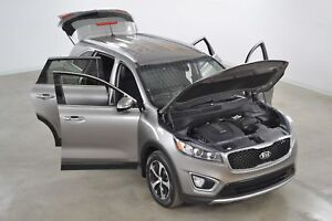 2016 Kia Sorento EX V6 AWD Cuir*Toit Ouvrant* 7 Passagers