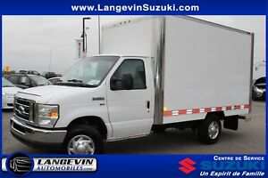 2010 Ford E-350 CUBE / 12 PIEDS/ROUE SIMPLE