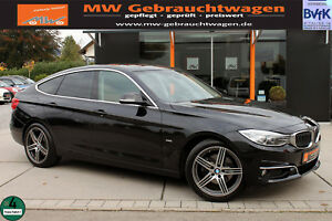 BMW 330d xDrive GT Navi Head-Up Panormadach AHK