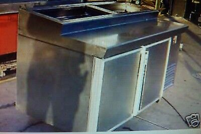 Silver King Pizza Prep Table Model Sk Dr 621 2 Doorslids 900 Items On E Bay
