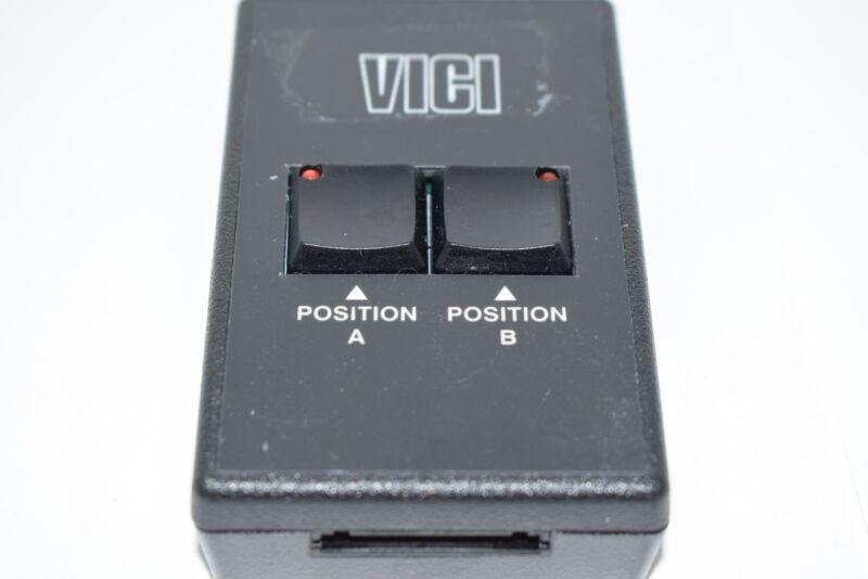 VICI Valco Instruments Position Controller, Control Module A & B