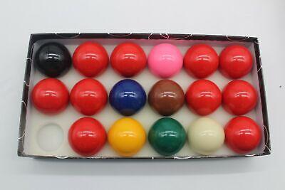 Unbranded Snooker balls Full Size. B169