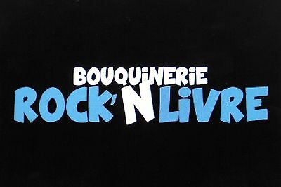 Bouquinerie Rock'n livre