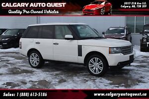2010 Land Rover Range Rover HSE 4WD/NAVI/B.CAM/DVD/LEATHER/ROOF