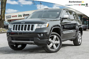 2011 Jeep Grand Cherokee Overland+V8+NAV+PAN-ROOF+LDED