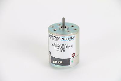 Ametek Pittman 9432g794-r1 Motor Rev C 24 Vdc