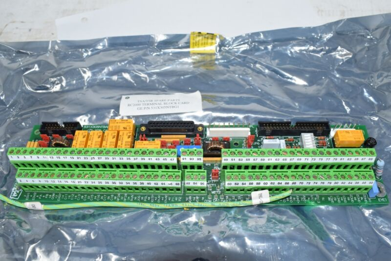 NEW GE General Electric 531X305NTBAPG1 Terminal Drive Board RC2000 PCB Circuit B