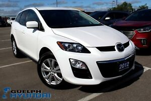 2012 Mazda CX-7 GS - LOW KMS